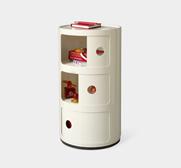 Componibili storage module gift by Anna Castelli Ferrieri