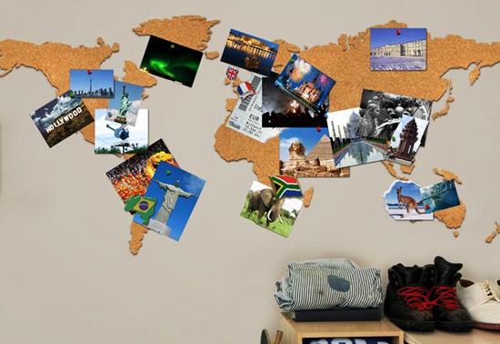 Weltkarte Fürs Wohnzimmer Living Glamunity Das Glamour Forum