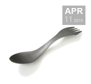 Is it a spoon, fork or knife? It's the Spork gift