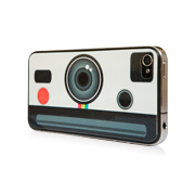 The instant Polaroid iPhone 4 decal gift