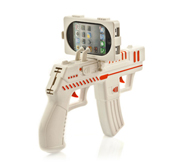 The AppBlaster iPhone AR gun gift by AppToyz