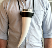 Das Horn the ultimate drinking horn chalice gift