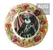 BeatUpCreations' altered antique plate gifts