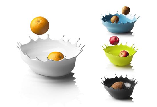 Menu 39 S Dropp Fruit Bowl Gift By Neils Romer Ticatoca