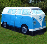The Volkswagon camper van tent gift