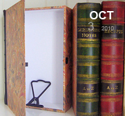 The Handmade Book Box File Gift by M�A