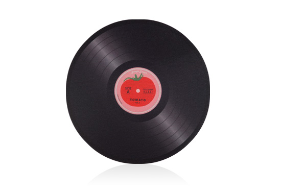 The Vinyl Chopping Board Gift