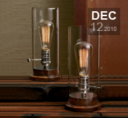 The Roost Edison lamp gift