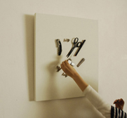 The magnetic wall canvas tray gift by Eninal