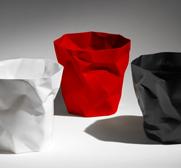 Essey's Bin Bin wastebasket gift by John Brauer
