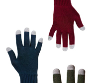 Etre Fivepoint cashmere touchscreen glove gifts