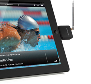 Watch and record live TV with the EyeTV Mobile gift for iPad 2