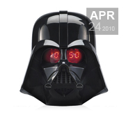 The Star Wars's Darth Vader clock radio gift