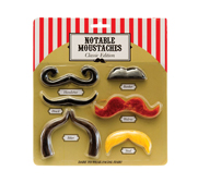 The Notable moustaches gift