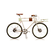 The Faraday Porteur electric bicycle gift