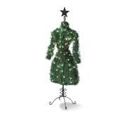 The fashionista Christmas tree gift