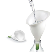 Fred and Friends Fill-A-Lilly funnel gift