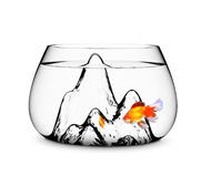 The Glasscape fishbowl by Aruliden