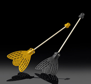 The Fly Fly leather swatter gift by Essey