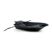 The foldable boat gift