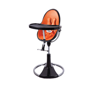 The Fresco Chrome baby chair gift by Bloom