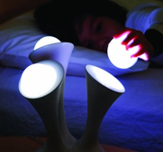 The Glo portable ball nighlight by Boon