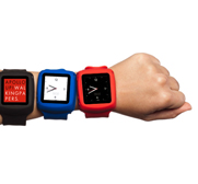 Griffin's Slap flexible wristband gift for your iPod Nano