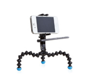 The Grip Tight GorillPod video gift for smartphones