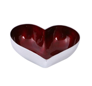 The heart shaped bowl by Azeti