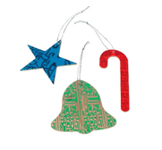 Your holiday ornaments gift