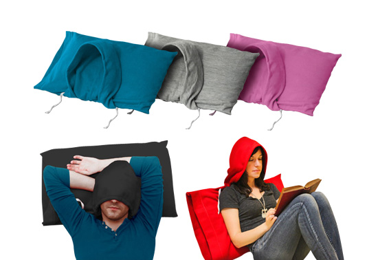 The HoodiePillow pillowcase gift