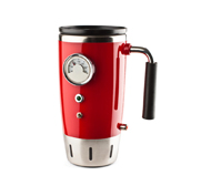 Hot rod heated travel mug gift