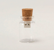 Hum Blank the USB memory jar gift