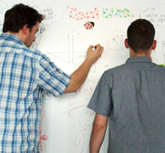 IdeaPaint the dry erase wall paint gift