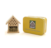 Make your own insect house gift