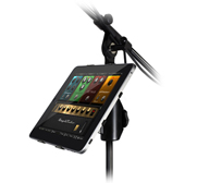 The iKlip iPad music stand gift by IK Multimedia