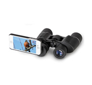 The iPhone binocular gift