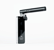 The iPhone boom microphone gift