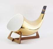 The passive amplifier iPhone megaphone gift by ENandIS