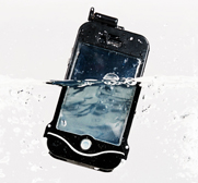 The iPhone Scuba Suit gift
