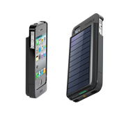 The Eton Mobius iPhone 4 solar rechargeable battery case gift