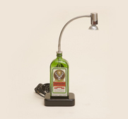 The Jagermeister hangover lamp gift