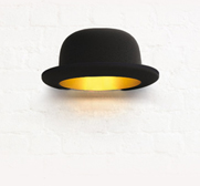 Jeeves wall light gift by Jake Phipps