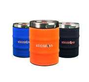 BroBible's KegSkin classic cooler gift