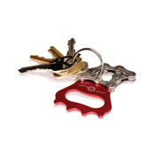 The bicycle key chain bottle opener gift by Resource Revival
