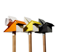 The Koo Koo letterbox gift by Playso