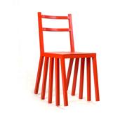 The rocking chair Kudirka gift by Paulius Vitkauskas