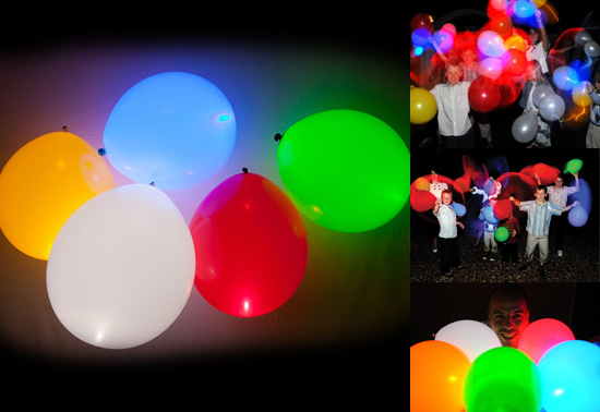 The illooms led balloon gift | TicaToca