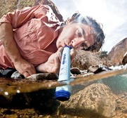 LifeStraw Personal water filter gift