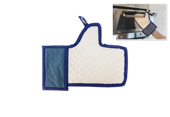 The I like your kitchen oven glove gift by Enrique Luis Sardi